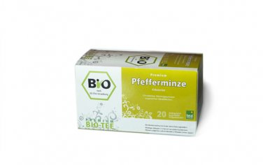 Peppermint (organic)