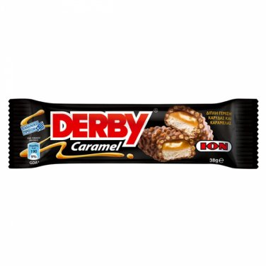 ION DERBY Caramel 38gr(pack of 3)