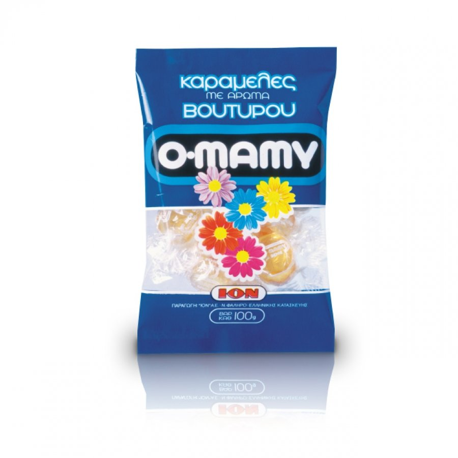 O-MAMY Butter candy 100gr bags