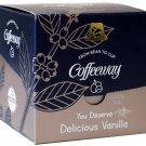 Coffeway Espresso Capsules, Vanilla  (10 pcs)