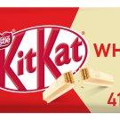 Kit Kat  White Chocolate 41.5g (pack of 3)