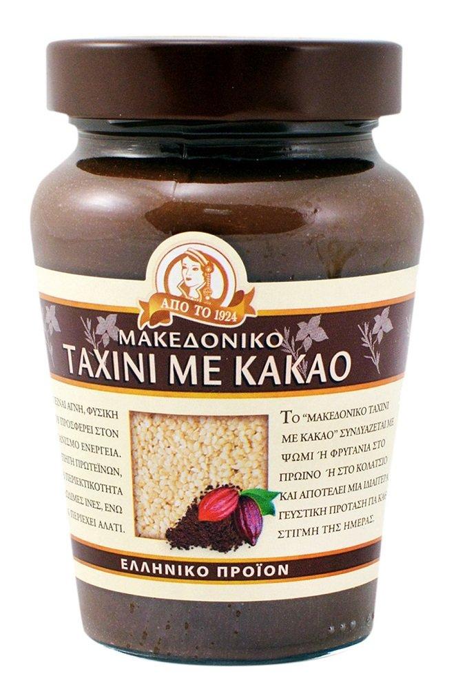 Tahini with Cocoa Makedoniko (350 g)