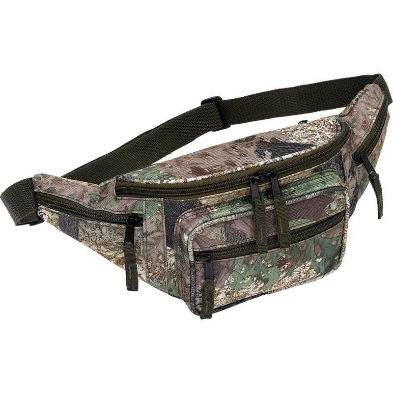 Extreme Pak� Invisible® Camo Water-Resistant Waist Bag