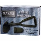 Maxam® Folding Shovel/Pick