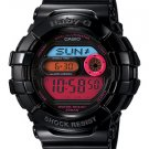 Casio Baby-g  BGD-140-1B with box|Bigsize and dual illuminator BGD140
