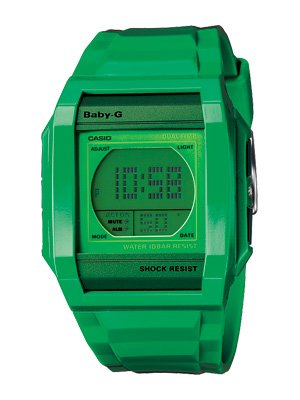 Casio Baby-G BG-810PD-3D with box| BG810PD CASKET