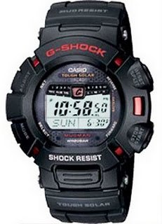 100% authentic new Casio G-Shock watch G9010-1 with box | Solar Power G-9010