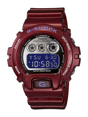 Casio G-Shock watch DW6900SB-4 | Shock resistant DW-6900SB