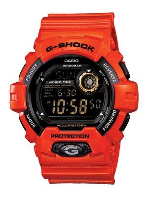 Casio G-Shock watch G8900A-4  New front button design   G-8900A