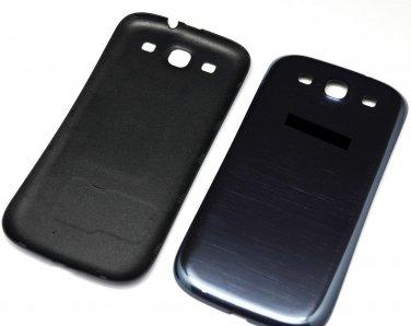 Samsung S3 i747 back cover blue