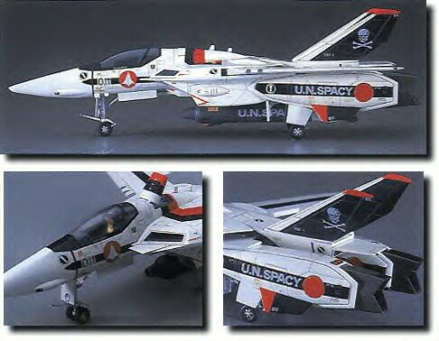 Hasegawa Robotech Macross VF-1A Valkyrie 1/72 Model Kit