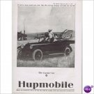 Hupmobile automobile thrasher machine 1918 full page ad E144