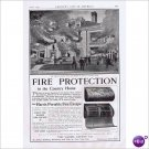 Fire Protection Harris Safety Co 1902 full page ad E149