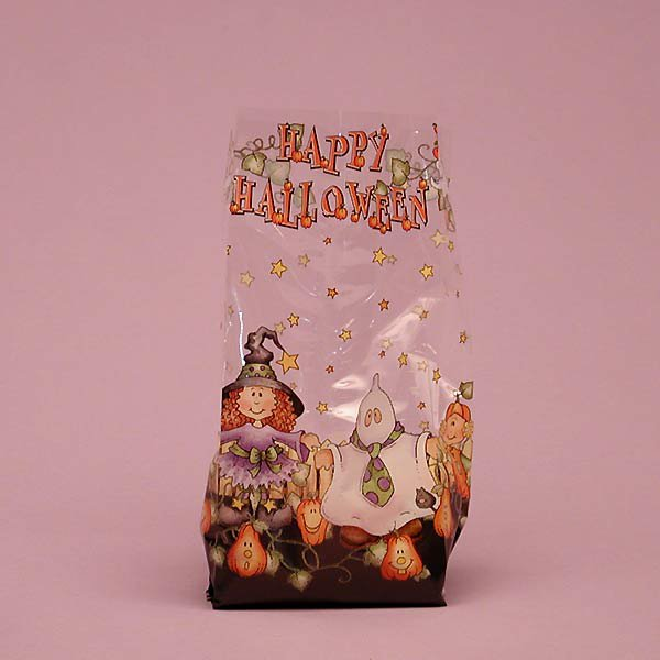 "Happy Halloween Cello Bags 100 cnt $19.99, 3.5"" x 7.5"" size"