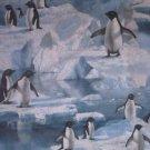 Arctic Penguin Fabric FQ