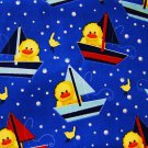 Sailing Baby Ducks Fabric FQ