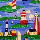 Lighthouse island, ocean  FQ