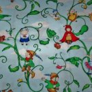 Mary Engelbreit Nursery Rhyme Cotton Fabric FQ