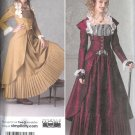 Simplicity Sewing Pattern 2172 Steampunk Victorian Costume Size 6 - 12