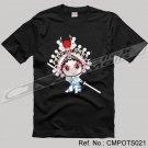 China folk / traditional peking opera / t-shirt / tshirt / t shirt / tee