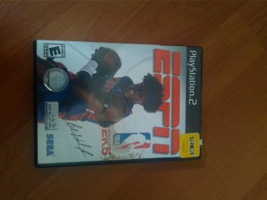 Espn 2005 ps2 game