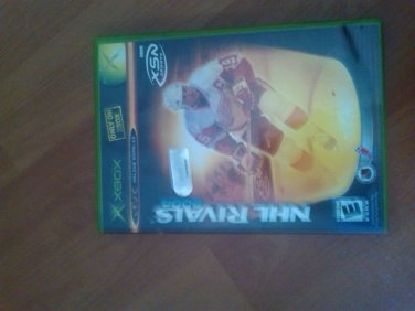 NHL Rivals 2004 xbox Game