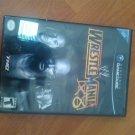 Wrestlemania x8 Gamecube Game