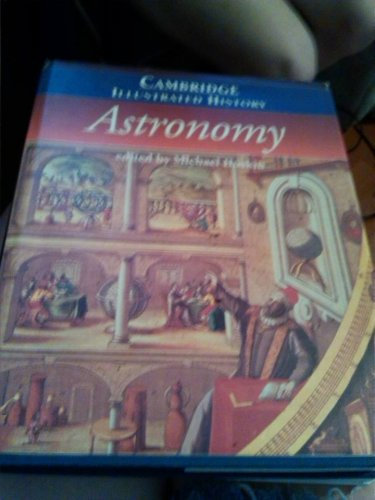 Cambridge Illustrated History Astronomy book