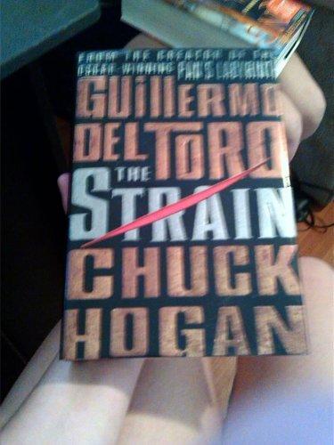 Guillermo Deltoro The Strain book