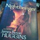 James Bryon Huggins Nightbringer book