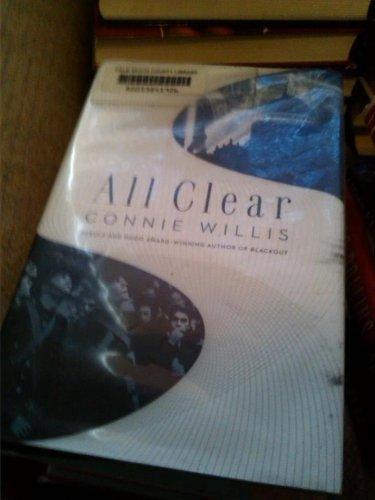 Connie Willis All Clear book