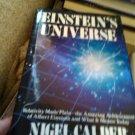 Nigel Calder Einstein's  Universe book