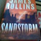 James Rollins Sandstorm book