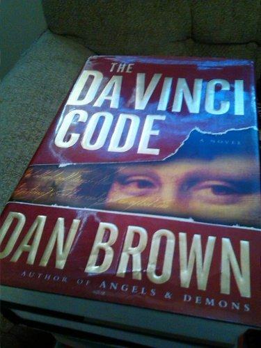 Dan Brown The Da Vinci Code book