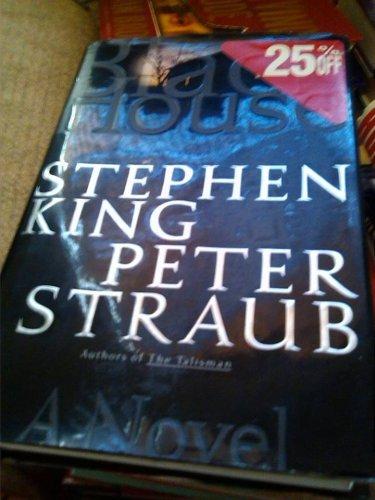 Stephen King Peter Straub Black House book