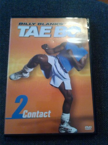 Billy Blanks Tae Bo Dvd