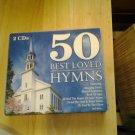 50 best loved hymns cd