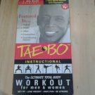 Taebo workout for men & women VHS
