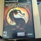 Mortal Kombat Deception PlayStation 2