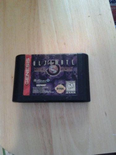 mortal Kombat Sega game