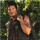 Norman Reedus Daryl Dixon The Walking Dead Tile Art Table Accent Paperweight