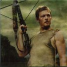 Daryl Dixon Walking Dead Norman Reedus Art Tile Coaster Wall Display Paperweight
