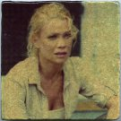 Andrea The Walking Dead Laurie Holden Zombies Apocalypse Wall Art Tile Coaster Accent Paperweight