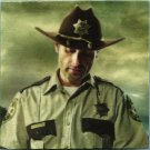 Rick Grimes The Walking Dead Zombies Andrew Lincoln Drink Coaster Wall Art Paperweight Display Tiles