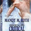 Critical Intelligence (Immortal Ops, Bk. 2)