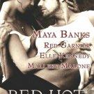 RED-HOT SUMMER by Maya Banks, Red Garnier, Elle Kennedy, Mallery Malone