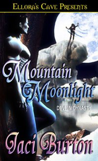 MOUNTAIN MOONLIGHT (DEVLIN DYNASTY, BK. 3) by Jaci Burton