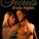 SECRETS, VOL. 17: EROTIC NIGHTS by Kathy Kaye, Calista Fox, Ellie Marvel, Kathleen Scott