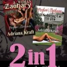 ADRIANA KRAFT 2 IN 1, VOL. 1 by Adriana Kraft