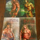 DRAGON LORDS SERIES ROMANCE BUNDLE, BKS. 1 TO 4 by Michelle M. Pillow